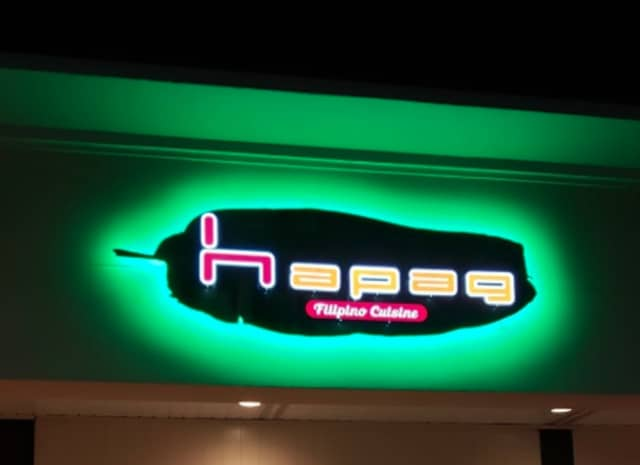 Hapag Filipino Cuisine, located at 1789 Central Park Avenue in Yonkers' Highridge Plaza