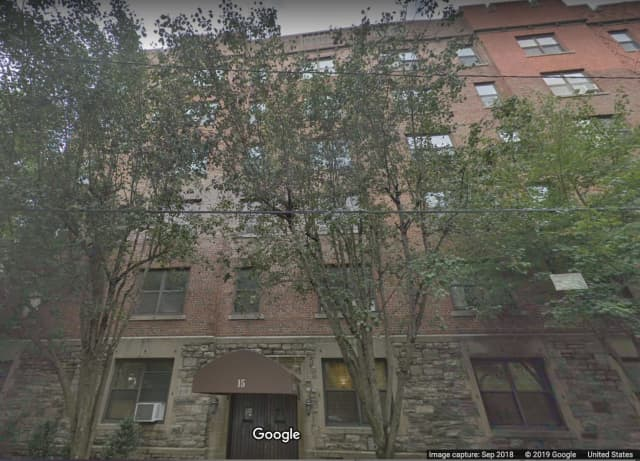 15 Parkview Ave. in Yonkers.