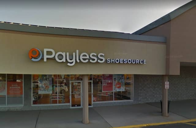 Payless on Route 46 in Parsippay will close in March.
