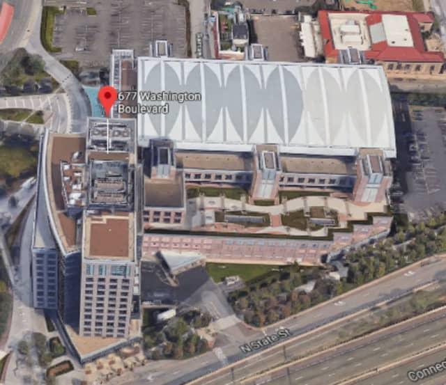 Downtown Stamford property leased to WWE (677 Washington Boulevard)