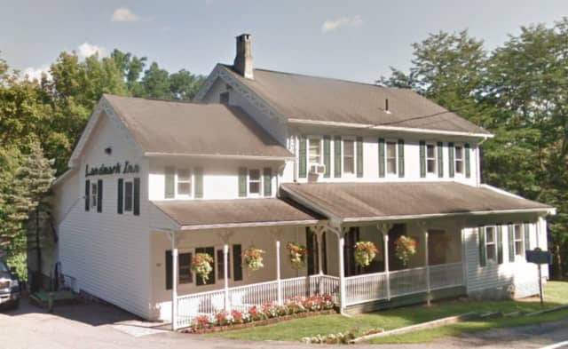 The Landmark Inn, located at 526 Route 94 N. in Warwick