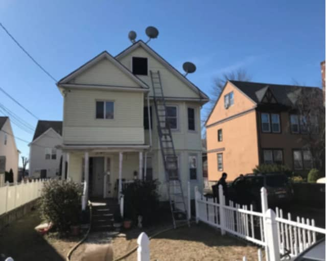 Third-floor fire at 20 Hackett Circle South displaces seven Stamford residents