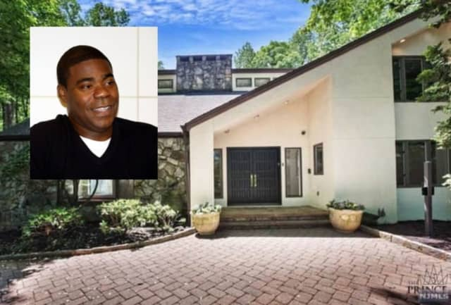 Tracy Morgan has sold his Cresskill home after nearly a year on the market.