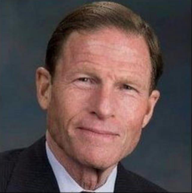 US Senator Richard Blumenthal