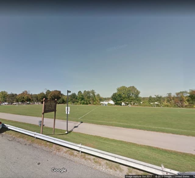 Jack DeVito Veterans Memorial Park in Yorktown Heights.