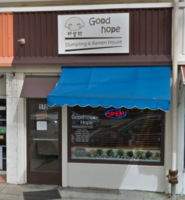 Good Hope Dumpling & Ramen House, located at 172 Main Street in Norwalk