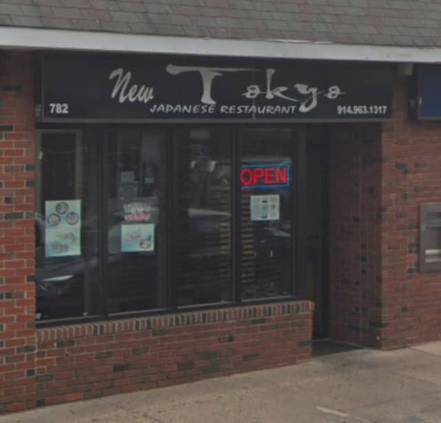 Tokyo Japanese Restaurant, located at 782 Palisades Avenue in Yonkers