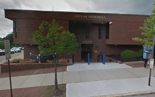 The Westchester County Police HazMat Unit was called to the Peekskill Police Department following a fentanyl exposure scare.