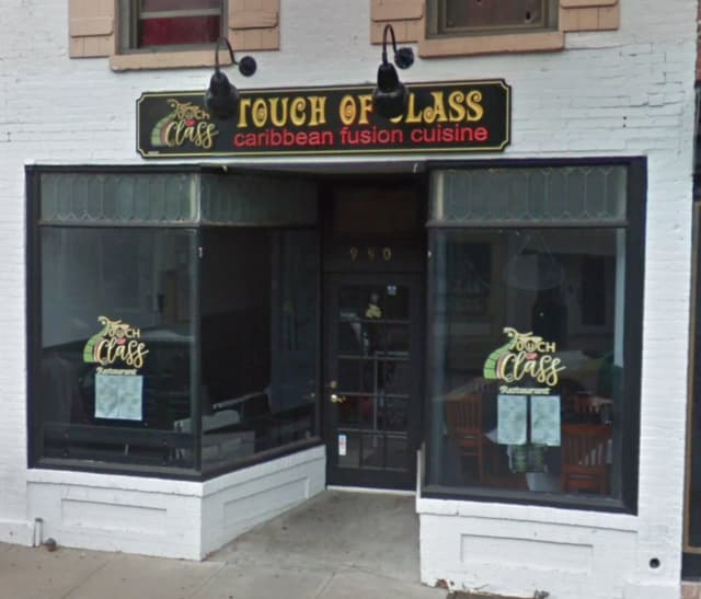 Touch of Class Caribbean Fusion Cuisine, located at 990 Main Street in Peekskill