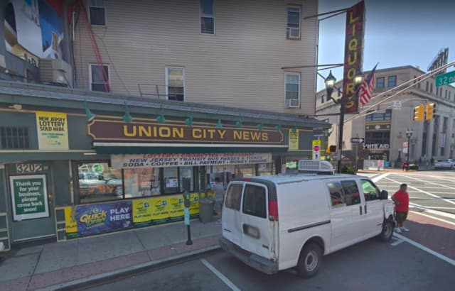 Union City News sold a winning New Jersey Lottery ticket.