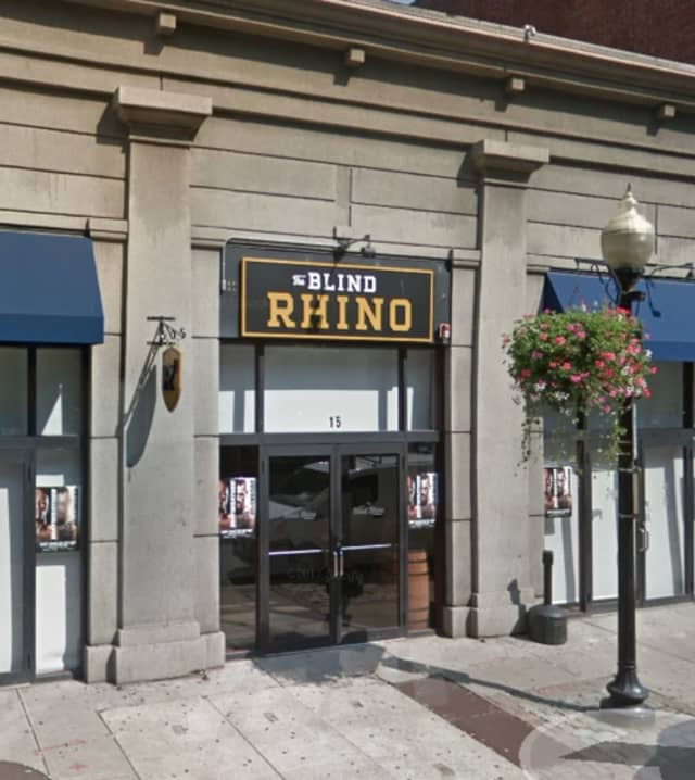 The Blind Rhino, located at 15 N. Main Street in Norwalk