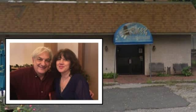 Enrico Granafei and his wife Kristine Massari are selling the iconic Trumpets Jazz Club and Restaurant.