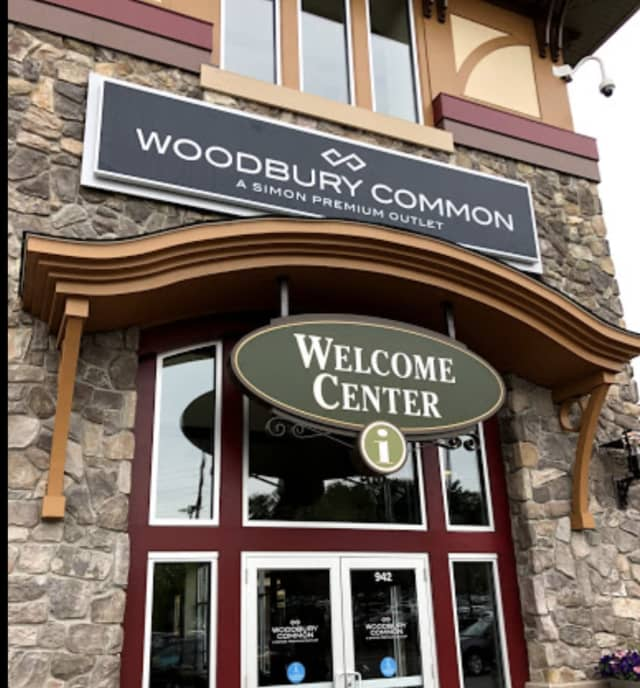 A person infected with the measles visited the Woodbury Common shopping area in Orange County.