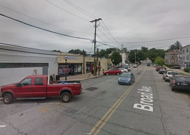 Three people were slashed outside 9 Broad Ave. in Ossining.