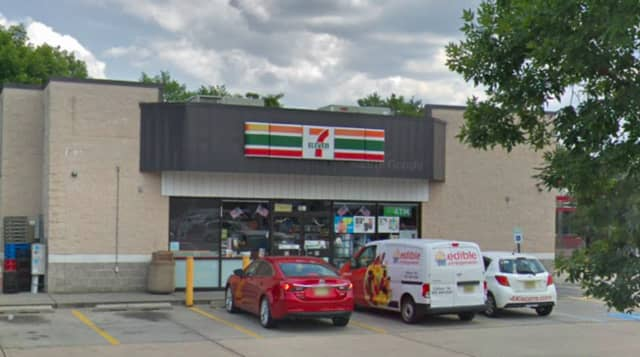 7-Eleven on Market Street in Elmwood Park.