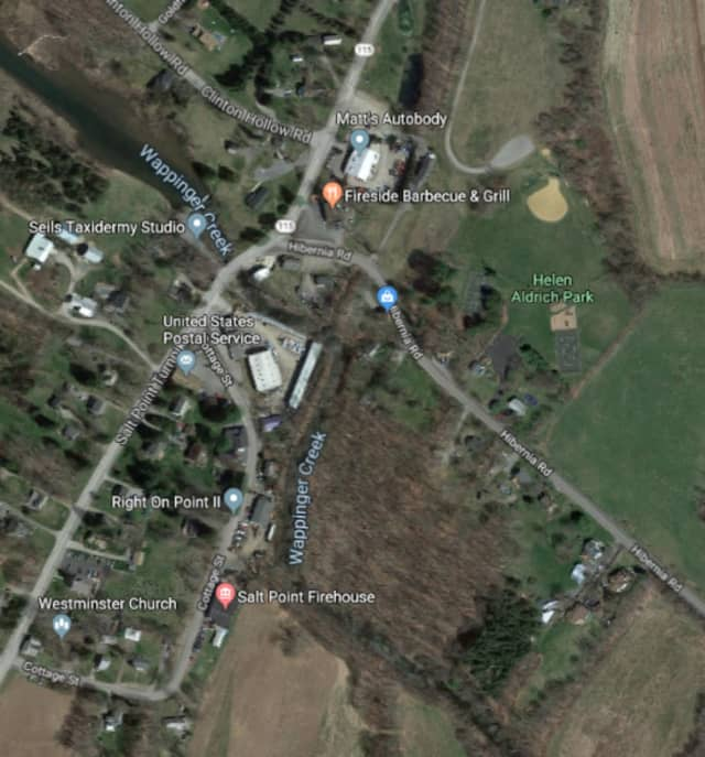 Construction project involving Salt Point Turnpike Bridge over Wappinger Creek is officially underway, NYSDOT says