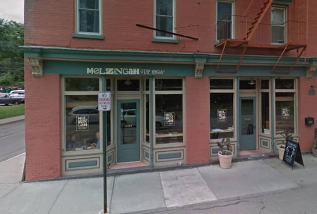 Melzingah Tap House, located at 554 Main Street in Beacon