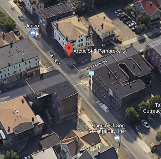 Two men were shot in Bridgeport.