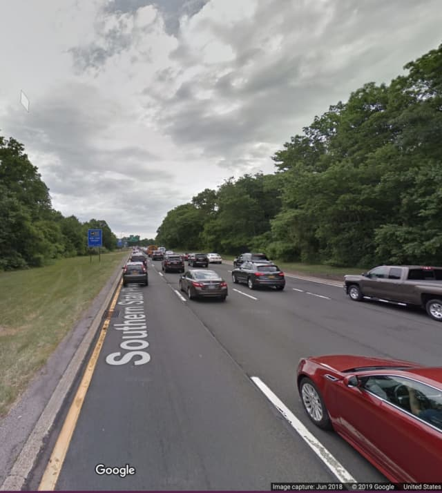The Southern State Parkway will get more new guiderails, this time along a five-mile stretch.