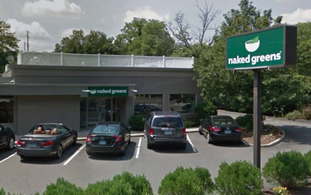 Make Your Own Salad At Naked Greens On Route 7 In Wilton