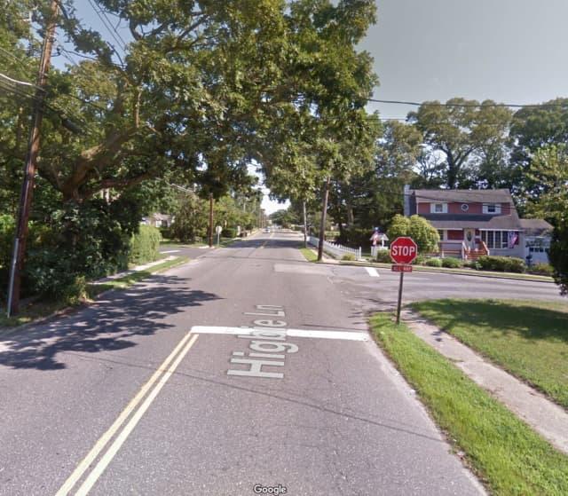 Higbie Lane in West Islip.