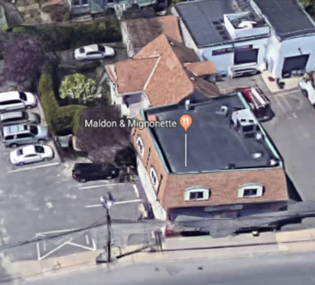Maldon & Mignonette, located at 243 Glen Cover Avenue in Sea Cliff
