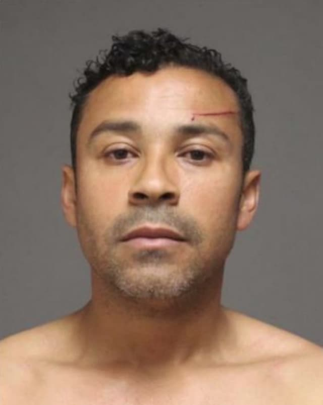 Fairfield Police arrested Guilherme Lima-DaSilva in connection with an alleged home invasion.