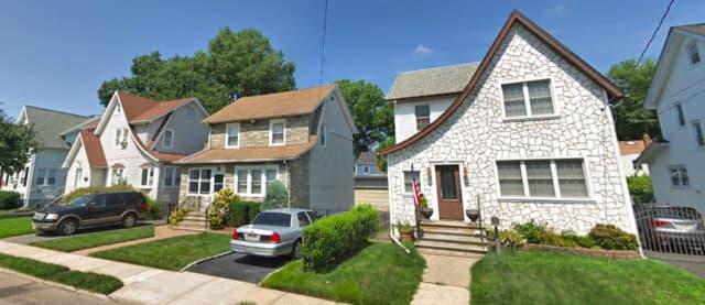 Homes on Sanford Avenue in Hillside.