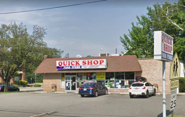 Quick Shop in Hillsdale sold a winning lottery ticket.
