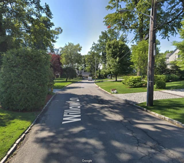 Willow Lane in Scarsdale.