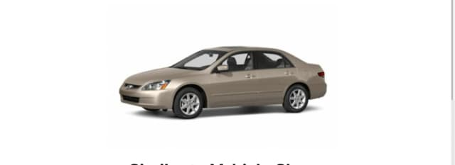 2004 Honda Accords are among the vehicles impacted by the latest recall.