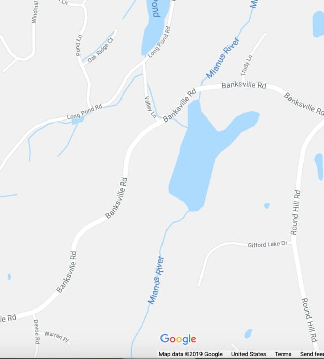 Banksville Road is closed between Long Pond Road and Valley Lane in North Castle.
