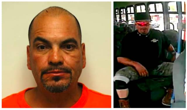 Victor E. Colon was arrested without incident at his home in Hackensack.