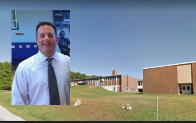 Paul Iantosca is the principal of Valleyview Middle School in Denville.