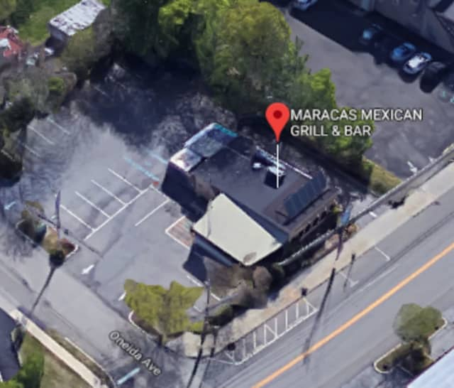 Maracas Mexican Grill & Bar, located at 325 South Riverside Avenue in Croton-on-Hudson
