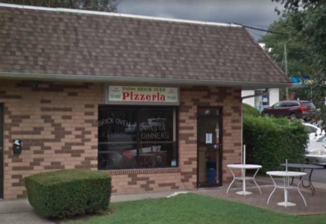 Forno Brickoven Pizzeria, located at 62 Welcher Avenue in Peekskill