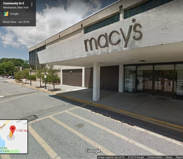 A Long Island woman was arrested for allegedly stealing two Rolex watches valued at more than $22,000 from an area Macy's.