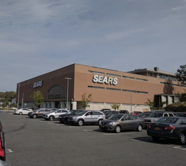 The Sears store at the Cross County Shopping Center is closing.