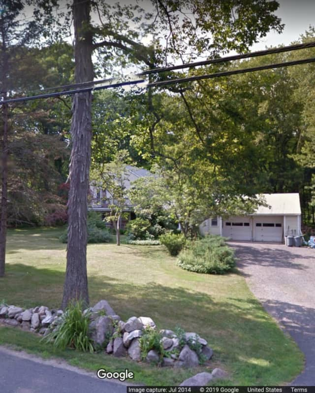 A tree worker is in critical condition after reportedly being electrocuted at a home in Wilton, according to Wilton Police.