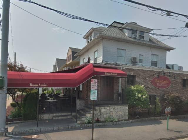 Buon Amici, located at 238 Central Avenue in White Plains