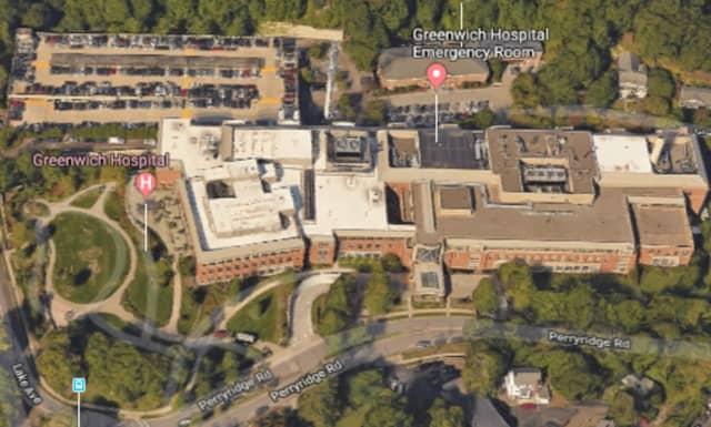 Greenwich Hospital (5 Perryridge Road)