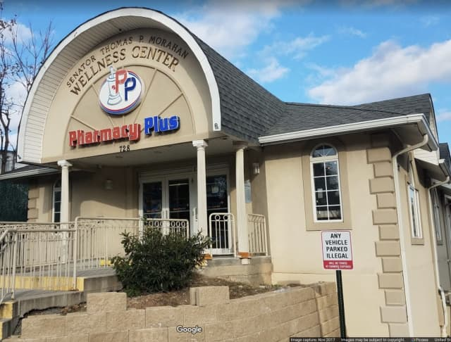 Pharmacy Plus in Spring Valley is a possible measles exposure site.