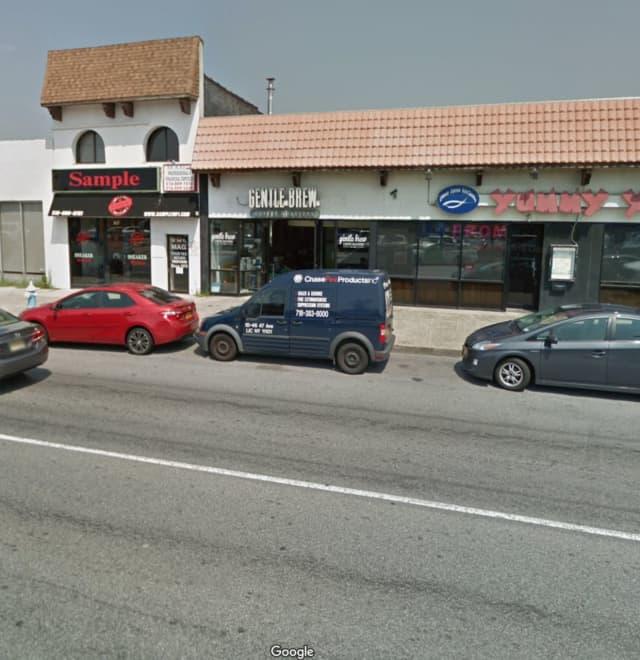 Gentle Brew Coffee Roasters in Long Beach.