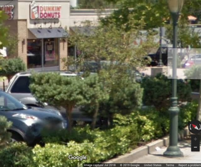 A man allegedly robbed a Dunkin' Donuts in Brentwood Sunday, June 16, according to police.