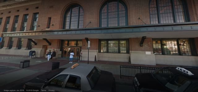 A man who was wanted on outstanding warrants from Amtrak Police in New Haven was arrested after he allegedly created a disturbance at a Westport restaurant.