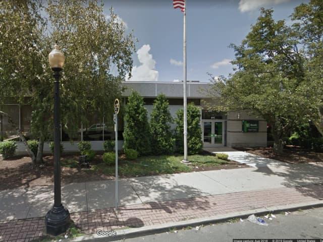 The TD Bank in Bridgeport