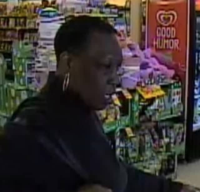 Police investigators in Suffolk County have released a photo of a woman busted stealing from a Family Dollar location in Mastic.