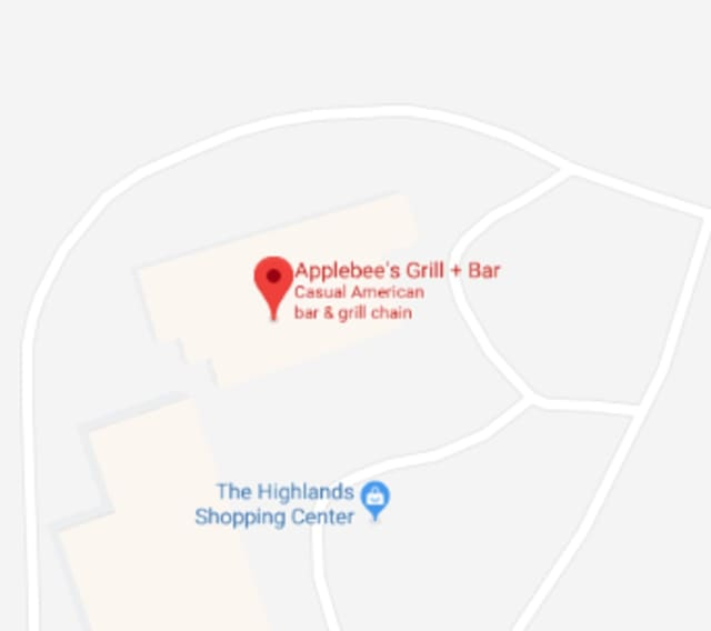 Applebee's restaurant in the Town of Southeast (115 Independent Way)