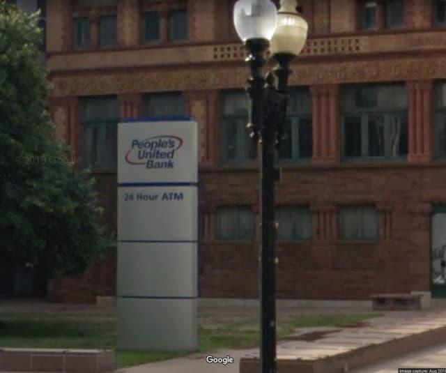 People's United Bank in Bridgeport