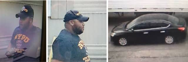 New York State Police are on the lookout for a man allegedly involved in a Kiryas Joel robbery on Thursday, June 20.